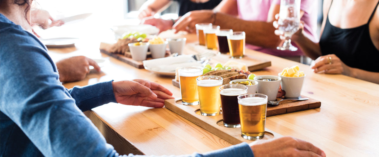 Local Craft Breweries in the Maine Beaches