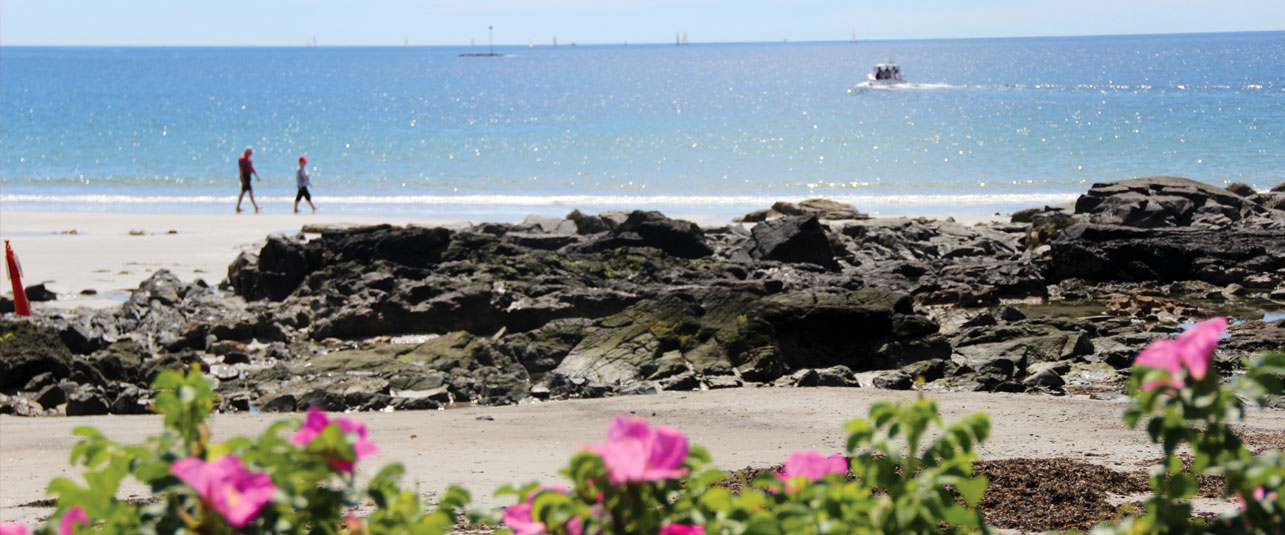 Visit The Maine Beaches Beach Map Guide Travel Information