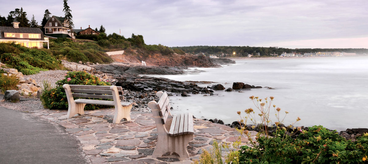 The Marginal Way in Ogunquit Maine