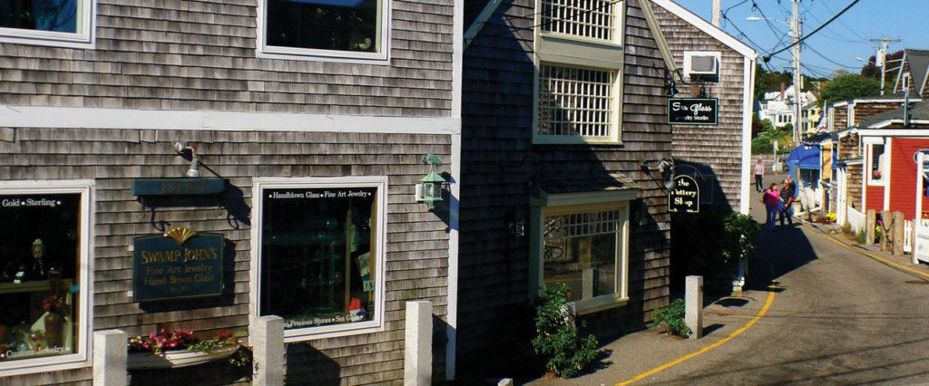 The Toowns of the Maine Beachea